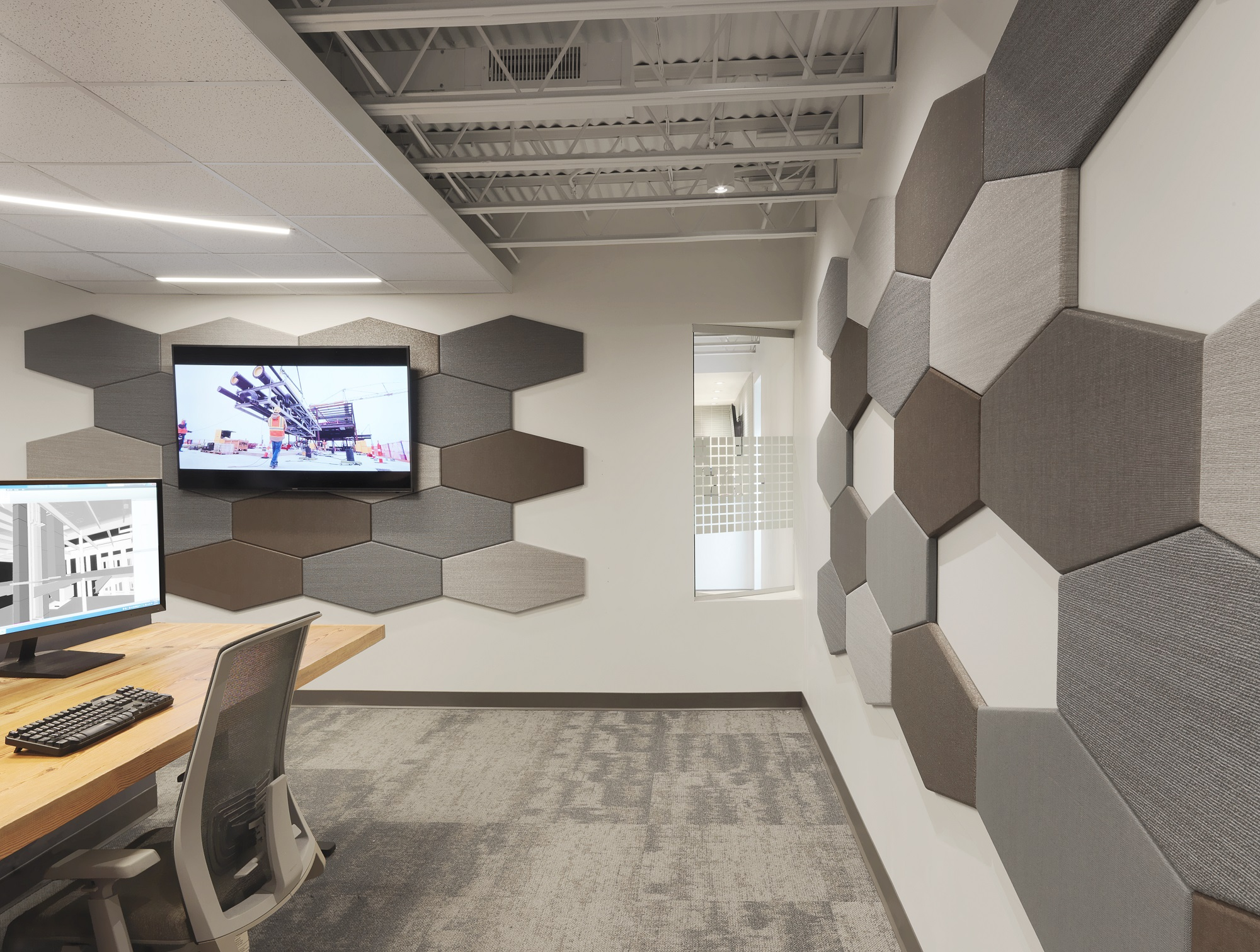 Architectural Products Acoustic Interior