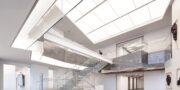 media_math_backlit_translucent_fabric_ceiling_acoustics_lightframe_decoustics